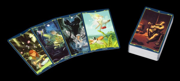 Tarot Cards - Tarot of the celtic Fairies