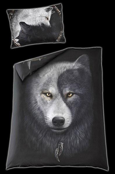 Fantasy Bettwäsche - Wolf Chi