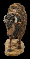 Steer Figurine - Bison
