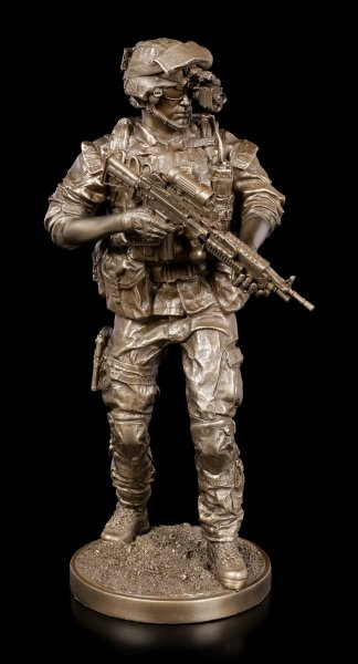 US Army Soldier Figurine - Night Mission