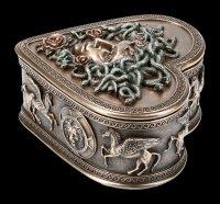 Heart shaped Medusa Box