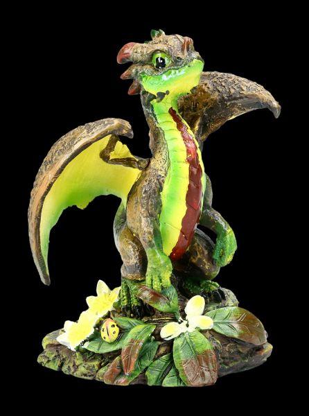 Drachen Figur - Avocado