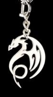 Gothic Geldbörse mit 3D Motiv - Drache Dragonkin