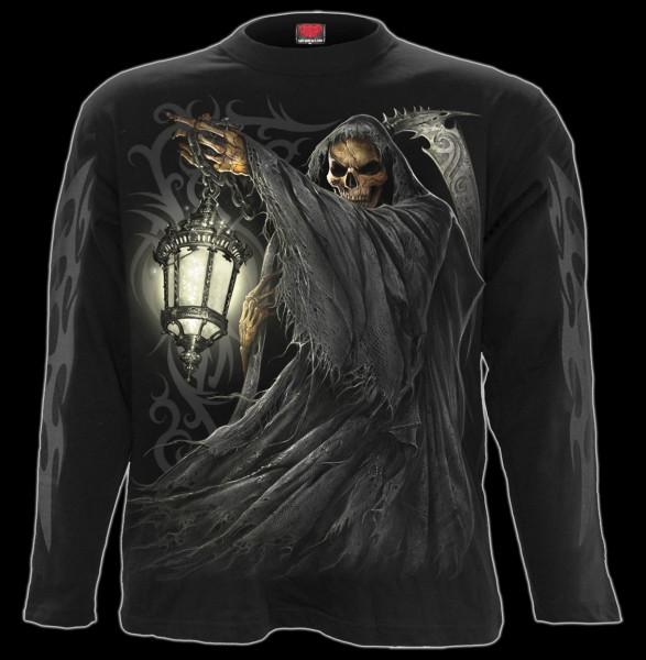 Reaper Langarmshirt - Death Lantern