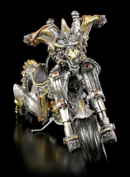 Drachen Motorrad - Dracus Birota