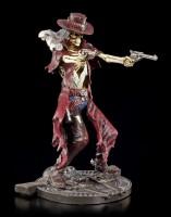 Skelett Figur - Gunslinger by James Ryman