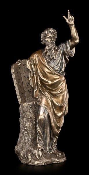 Moses Figur - Die 10 Gebote