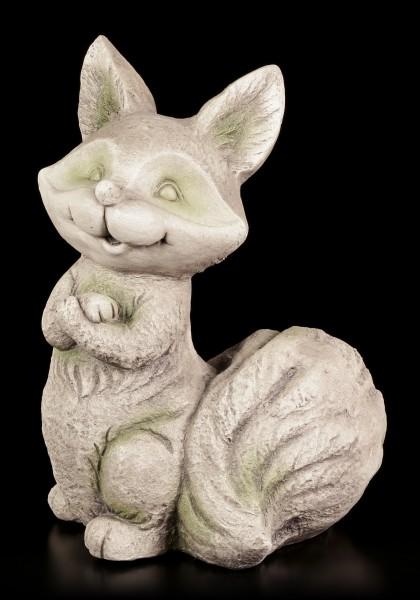 Gartenfigur - Stehender Fuchs