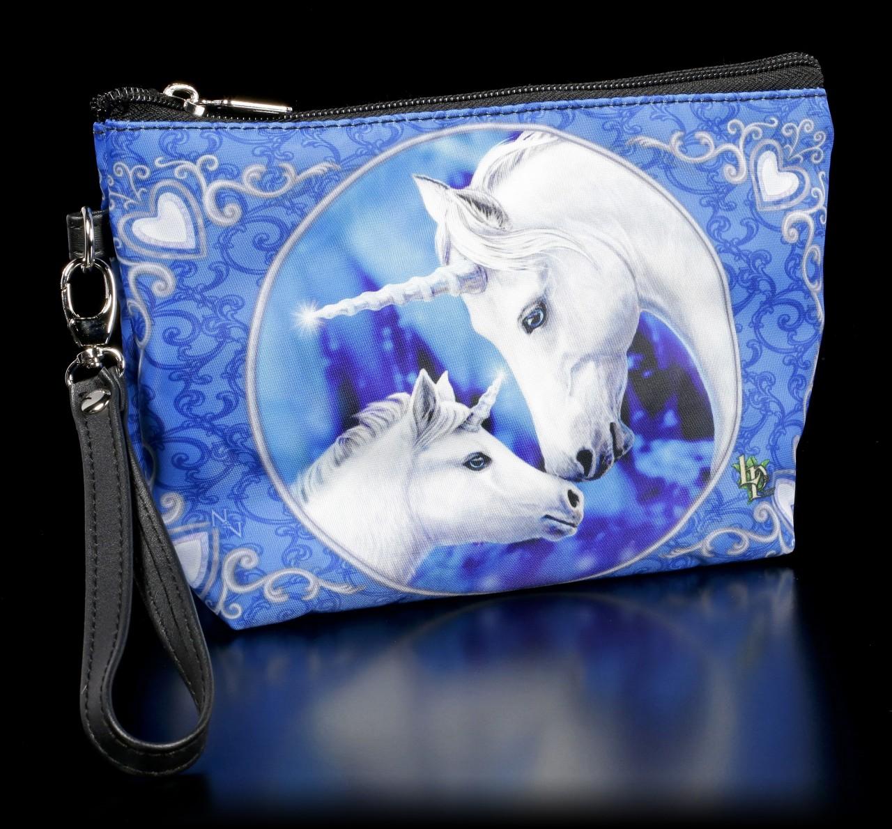 Toilet Bag with Unicorns - Sacred Love