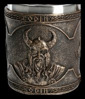 Viking Tankard - Odin with Eye Patch