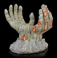 Bottle Holder - Zombie Hands