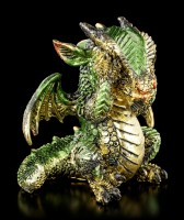 Dragon Figurines - Three Wiselings - Set of 3