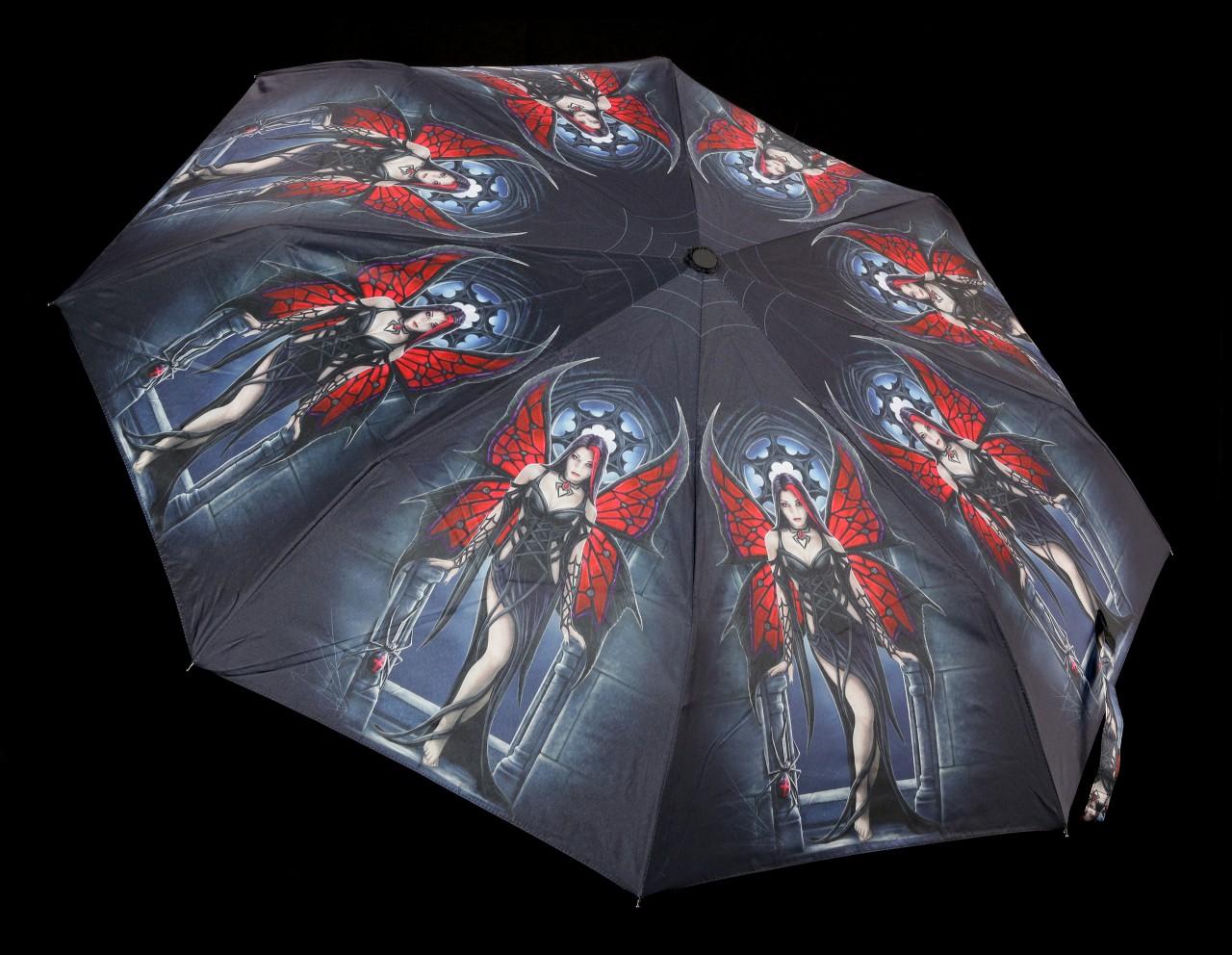 Umbrella with Fairy - Aracnafaria
