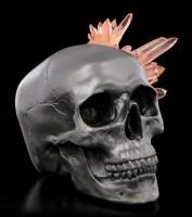 Crystal Skull - Garnet