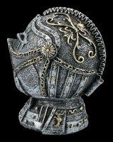 Mittelalterliche Sparkasse - Ritterhelm