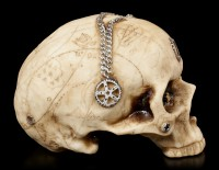 Steampunk Totenkopf - Mechanic Brain