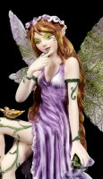 Fairy Violetta with Butterfly