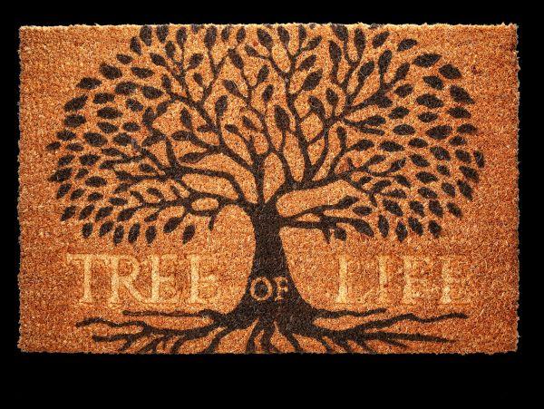Doormat - Tree of Life