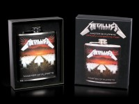 Metallica Flachmann - Master of Puppets