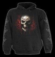 Kapuzenpulli - Skelett Reaper - Game Over