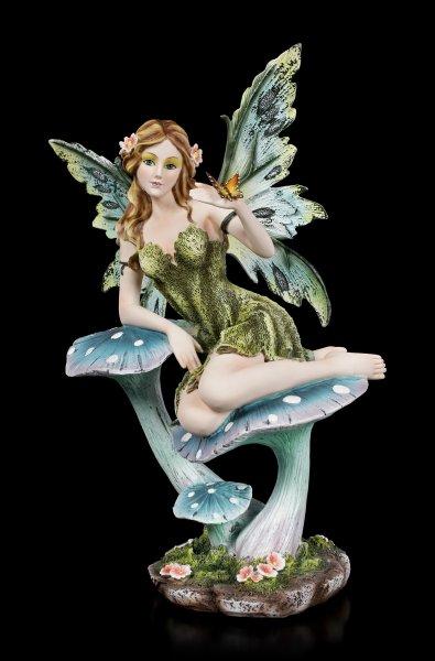Elfen Figur - Paige mit Schmetterling