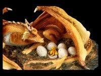 Dragon Figurine - The Brood