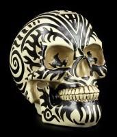 Maori Ram Skull Money Bank
