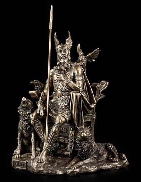 Odin Figurine - Godfather