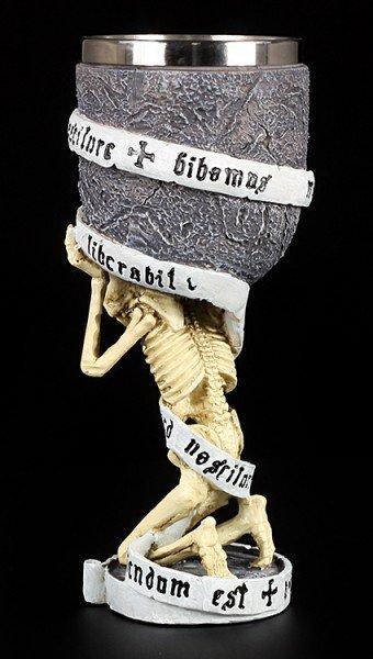 Skeleton Goblet - The Truth