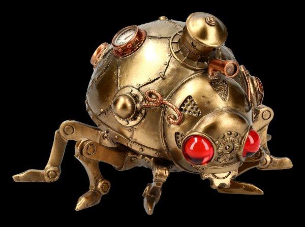 Steampunk Bug Figurine