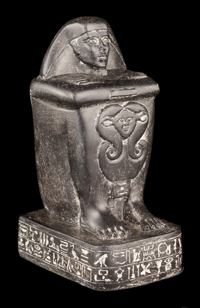 Ägyptisches Statuetten Replikat - I