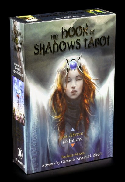 Tarot Set - Book of Shadows Tarot