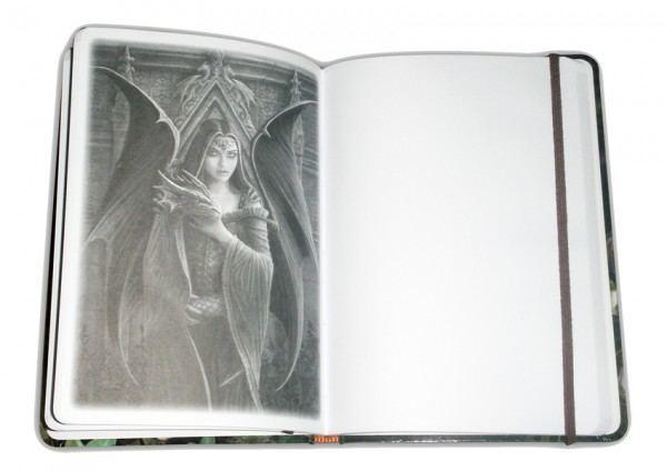 Drachen Notizbuch - Woodland Hopper - Hatchling