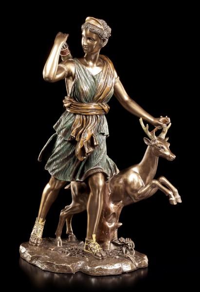 Artemis - Diana von Versailles Figur