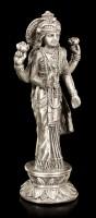 Lakshmi Pewter Figurine - Indian Goddess
