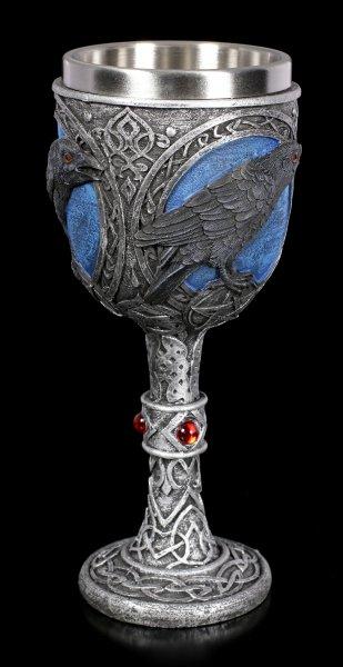 Fantasy Goblet - Night Raven