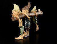 Pixie Kobold Figur - Ich helf mit tragen