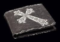 Men Wallet - Celtic Cross