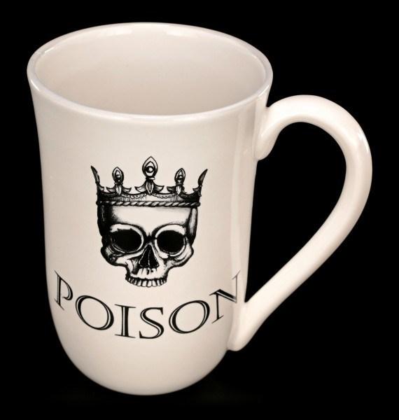 Große Keramik Tasse 600ml - Poison