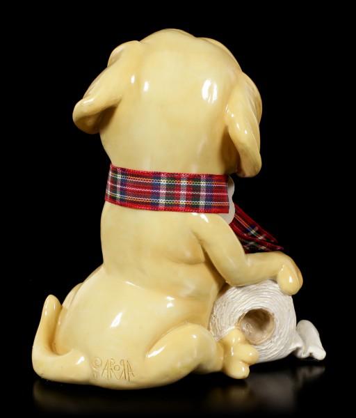 Dog Figurine - Labrador Honey - Little Paws