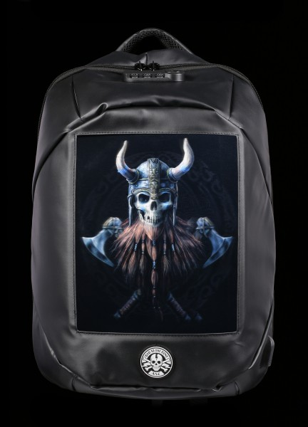 3D Backpack with Viking