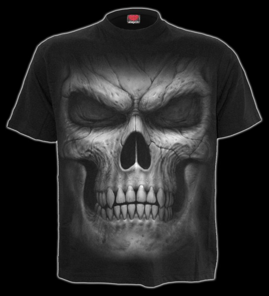 Shadow Master - Skull T-Shirt