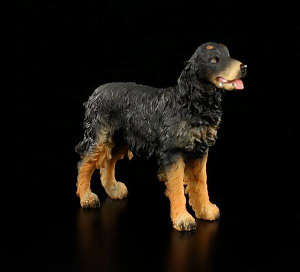 Dog Figurine small - Hovawart