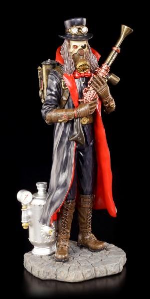 Steampunk Figur - Grim Reaper