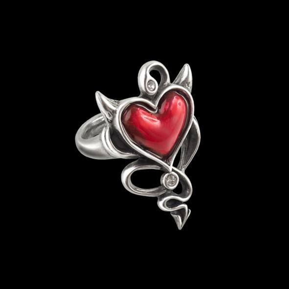Devil Heart - Alchemy UL17 Ring