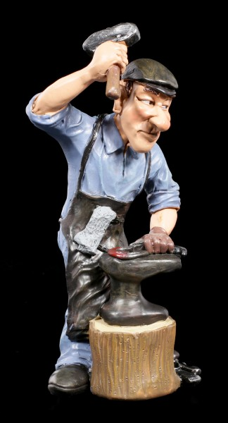 Farrier Figurine - Funny Job