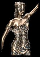 Justitia Outdoor Statue medium