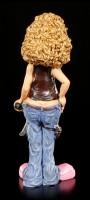 Funny Job Figur - Blonde Friseuse