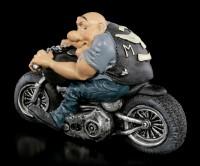Funny Life Figur - Cooler Biker
