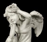 Garden Figurine - Dreamy Angel Girl